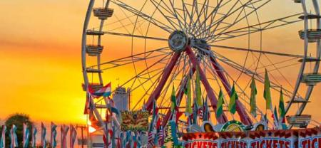 NO WBJ - See you at the County Fair!